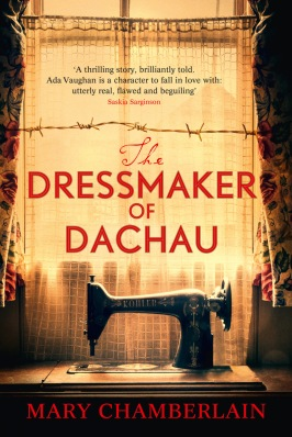 The Dressmaker of Dachau- cover